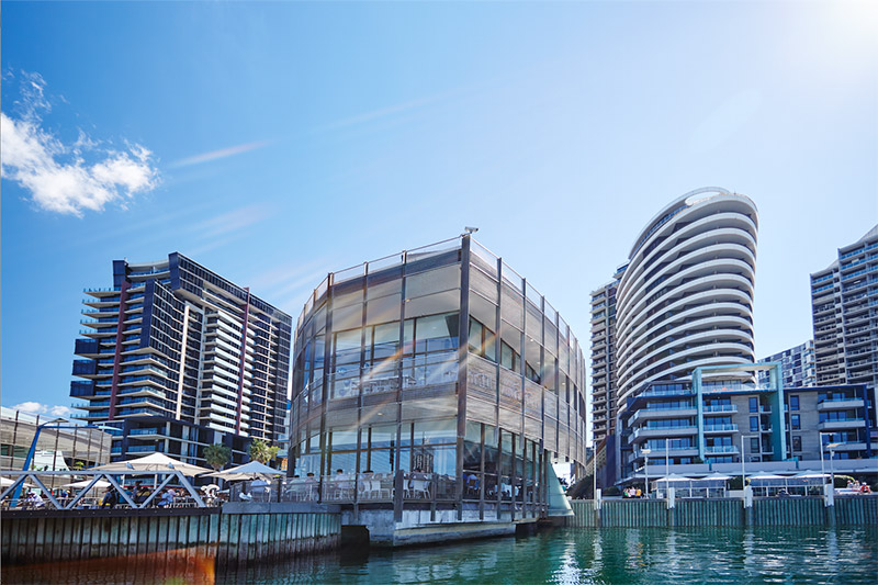 Tenants Set Sail for Docklands