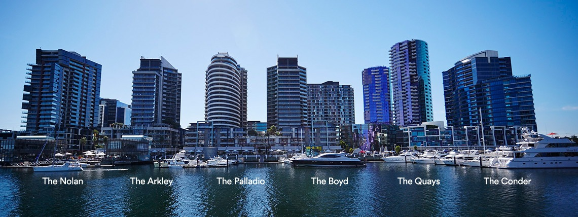 Superior NewQuay Docklands Melbourne