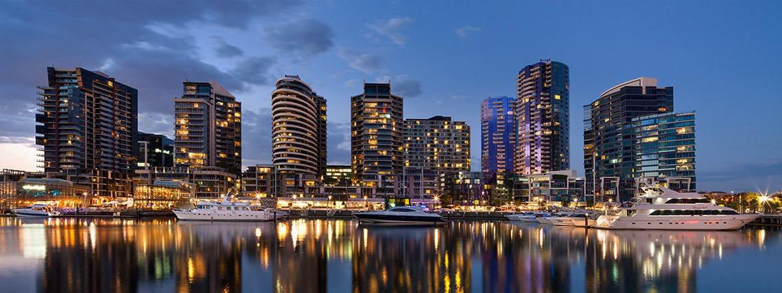 NewQuay Docklands Melbourne