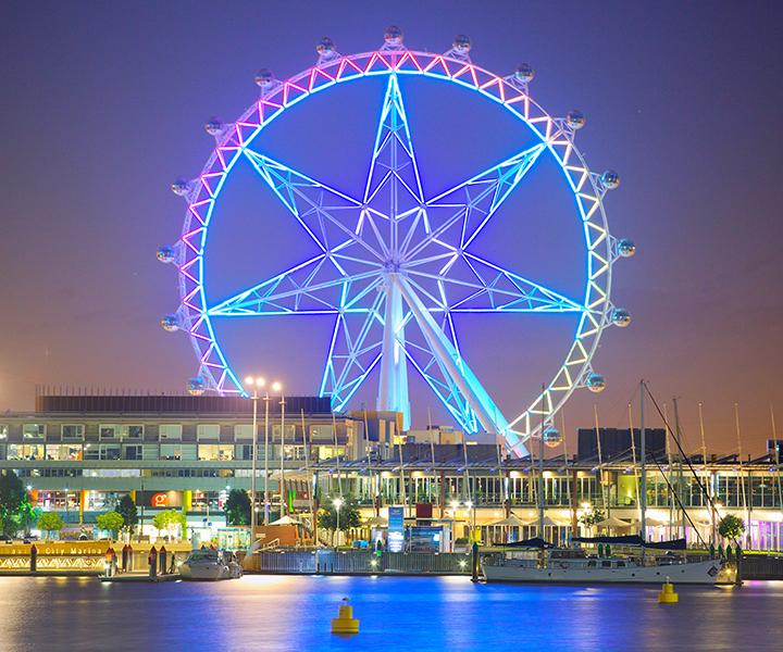 Sparkling Flights at Melbourne Star Observation Wheel