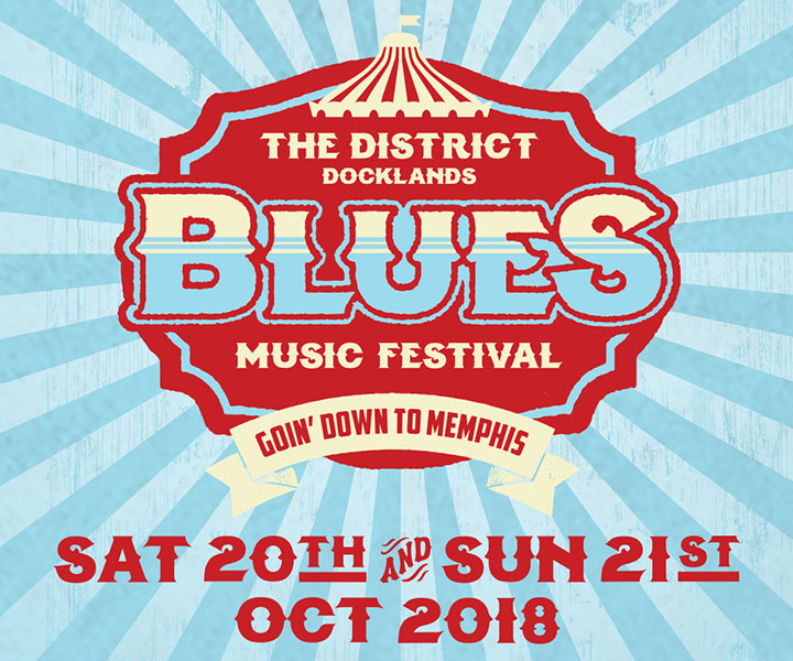 Docklands Blues Music Festival