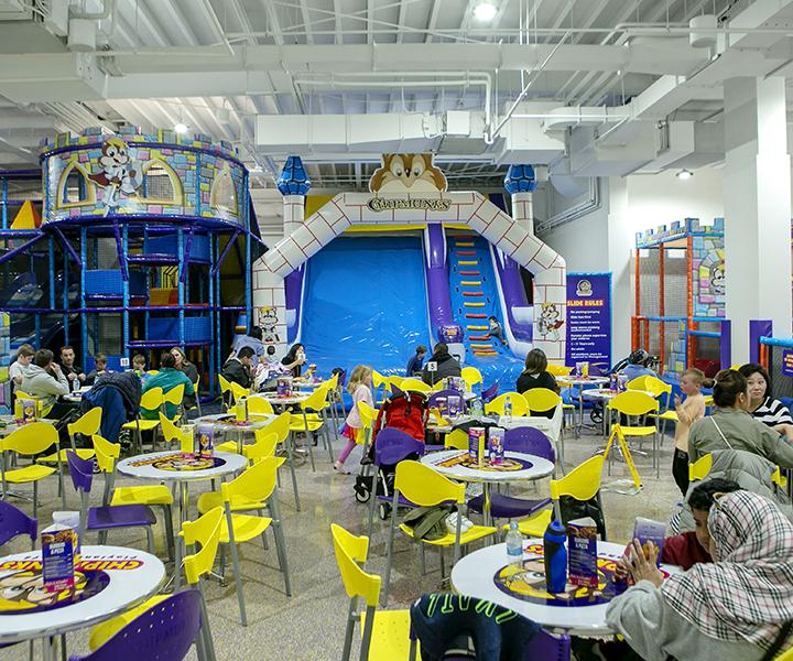 Chipmunks Playland & Café