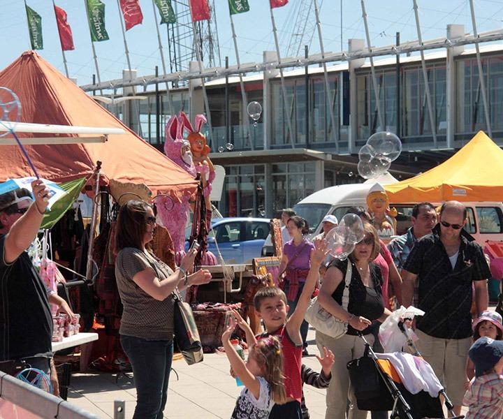 Docklands Sunday Market
