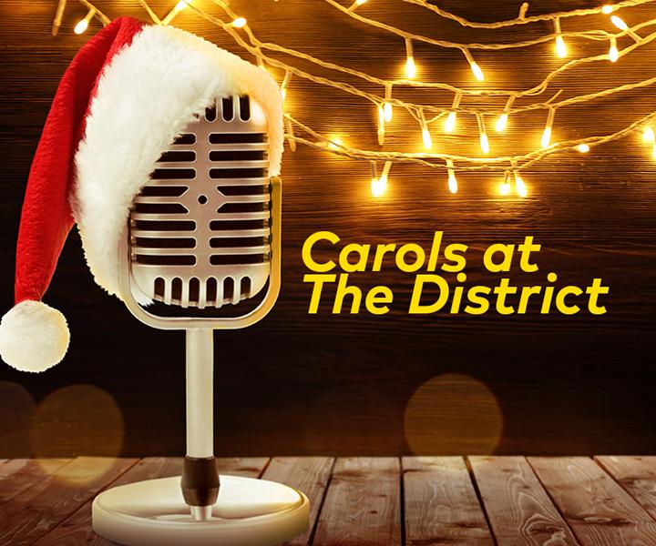 Carols at The District Docklands