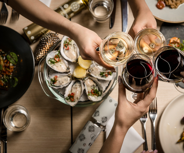 Festive Dining at Four Points by Sheraton Melbourne Docklands